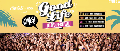 Good Life 2015 - The World's Largest Under 18s Festival