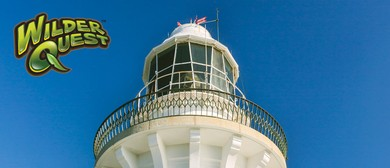 WilderQuest Smoky Cape Lighthouse - Reach the Top