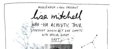 Lisa Mitchell Wah Ha Acoustic Tour