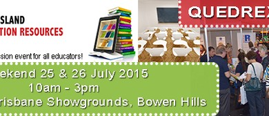 Queensland Education Resources Expo (QUEDREX)