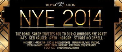 NYE 2014 Party