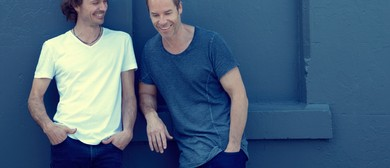Guy Pearce & Darren Middleton - Powderfinger