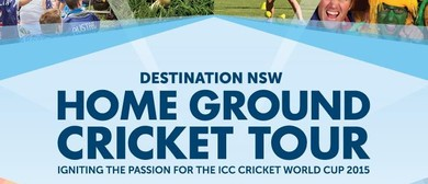 Home Ground Cricket Tour
