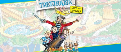 The 26-Storey Treehouse - MICF
