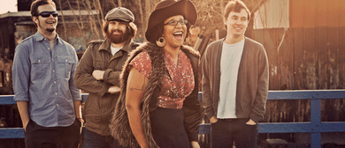 Alabama Shakes with Charles Bradley and His Extraordinaires