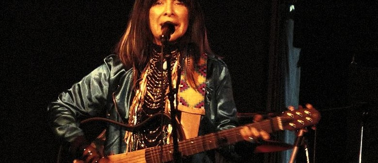 Buffy Sainte-Marie with Lou Bennett - BMF