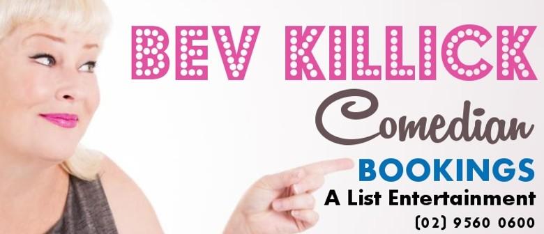 Bev Killick