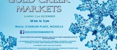 Gold Creek Markets