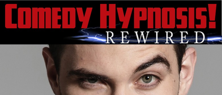 Adelaide Fringe 2015 - Comedy Hypnosis! Rewired