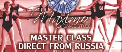 Master Class - Real Vaganova