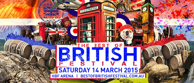 The Best of British Festival
