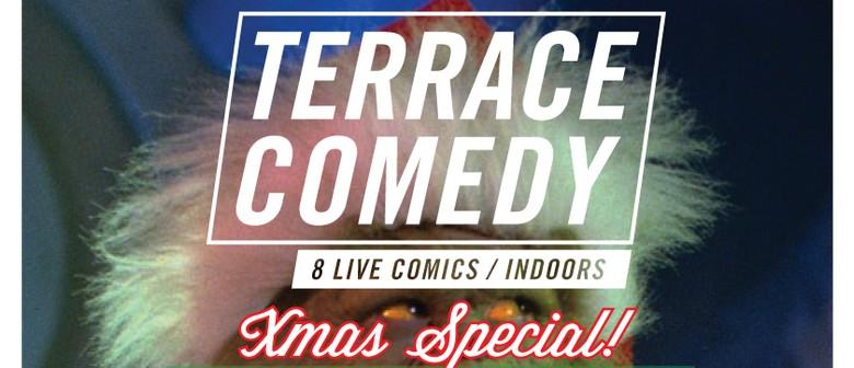 Terrace Comedy ft. Daniel Townes