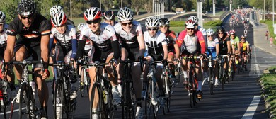 Amy's Big Canberra Bike Ride