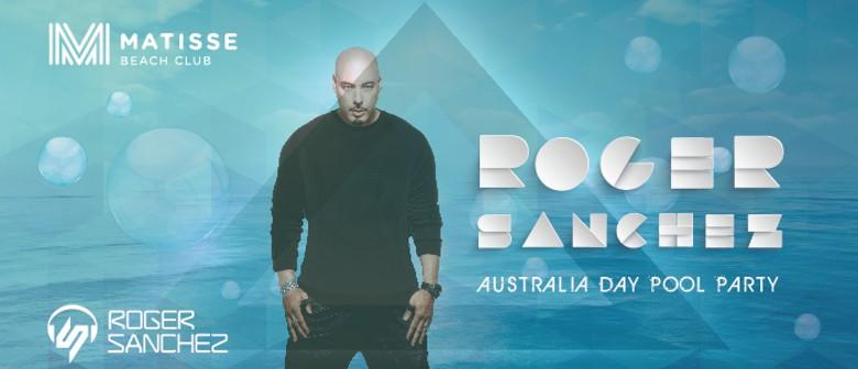 Australia Day Pool Party feat Roger Sanchez