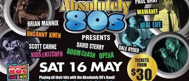 Absolutely 80's Plus 80's DJ