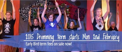 Term 1 2015 Drumming