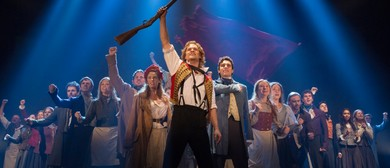 Les Miserables - Now Playing