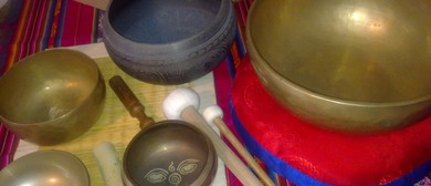 Healing Sounds Meditation Gong Bath