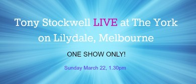 An Afternoon of Mediumship with Tony Stockwell
