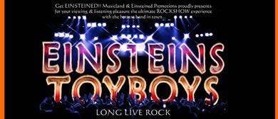 Einsteins Toyboys