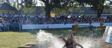 2015 OAK Australian Wife Carrying Titles