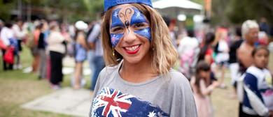 Australia Day Celebrations