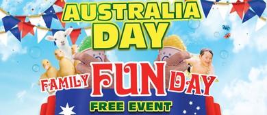 Australia Day Free Family Fun