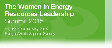 The Women In Energy & Resources Leadership Summit 2015