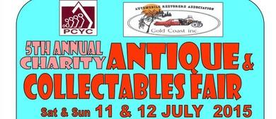 5th Annual Nerang PCYC Antique & Collectables Fair