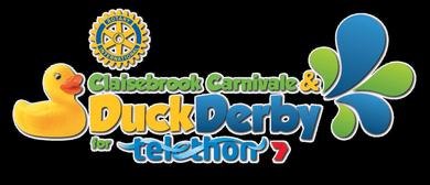 Claisebrook Carnivale & Duck Derby 2015