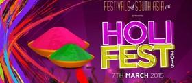 Holi Fest 2015