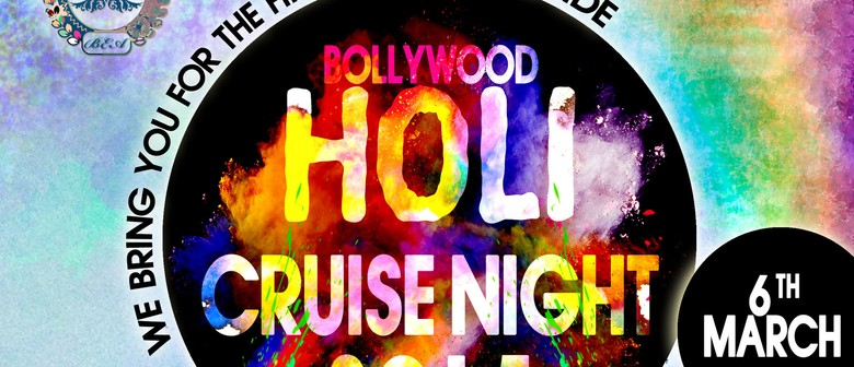 Bollywood Holi Cruise Night
