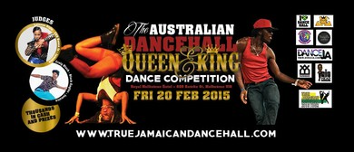 The Australian Dancehall Queen & King Dance Competition
