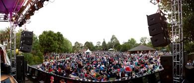 Melbourne Zoo Twilights 2015 - Dan Sultan