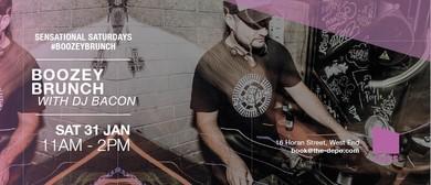 Boozey Brunch With DJ Bacon