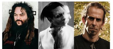 Marilyn Manson, Apocalyptica & Deathstars - Sidewaves