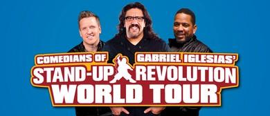 Comedians Of Gabriel Iglesias' Stand Up Revolution Tour