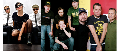 Millencolin, The Vandals & The Interrupters - Sidewaves