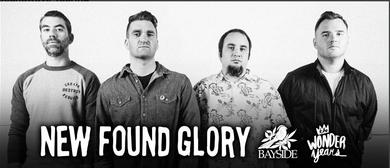 New Found Glory, Bayside & The Wonder Years - Sidewaves