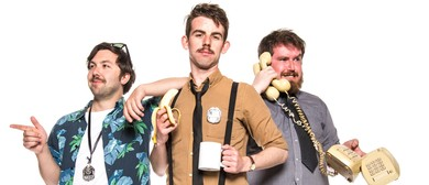 Chimp Cop - Melbourne International Comedy Festival 2015