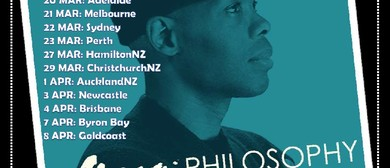 "Cormega (USA) ""Mega Philosopy Tour"" & Dtach (PYN Records)"