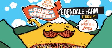 Come Together Music & Arts Festival