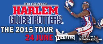 Harlem Globetrotters - The 2015 Tour