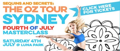 "Chloe & Christi From ""Dance Moms"" - Sydney Masterclass"