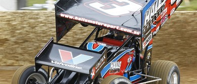 Night Three of the Easter Sprintcar Trail