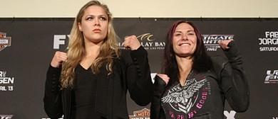 UFC 184 - Rousey Vs Zingano