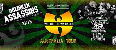 Wu-Nited, Drunken Assassins & More