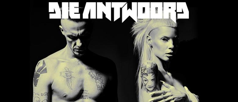 Die Antwoord - Future Music Fest