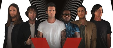 The Maroon 5 World Tour 2015