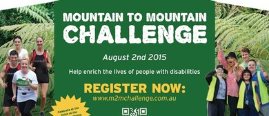Mountain To Mountain Challenge